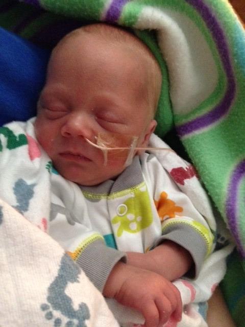 Newborn Quentin