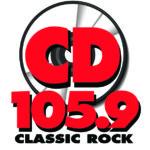 Logo for CD 105.9