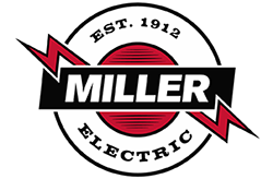 Logo for Miller Electric