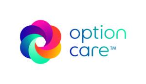 Logo for Option Care